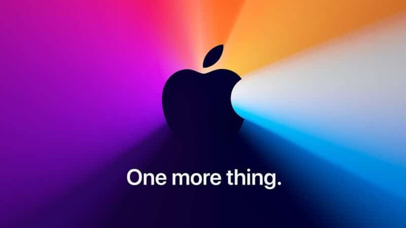 สรุปรายชื่อสินค้าที่คาดว่า Apple จะเปิดตัวใน Event เดือนพฤศจิกายนที่จะถึงนี้, MacBook ใหม่ที่ใช้ชิป Apple Silicon?