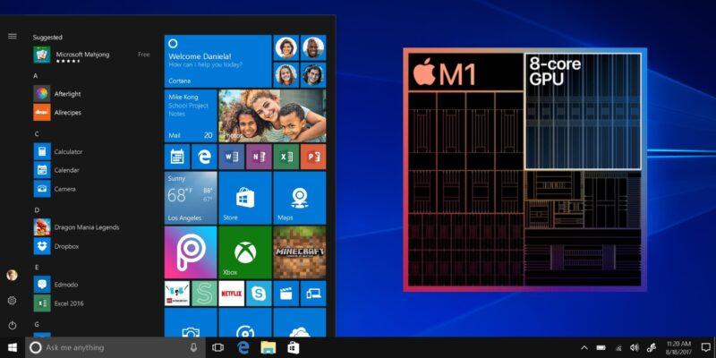 นักพัฒนาสามารถใช้งาน Windows สำหรับ ARM บน Mac ที่ใช้ชิป M1 ได้แล้วผ่านการ Virtualization !!