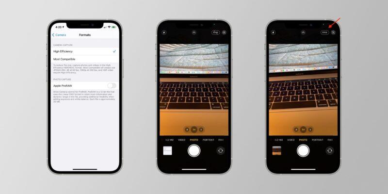 """Apple ปล่อย iOS 14.3 Beta พร้อมฟีเจอร์ใหม่ภาพ ProRAW สำหรับ iPhone 12 Pro, พบไอคอน AirPods Studio, รองรับ """"AirTags""""?"""