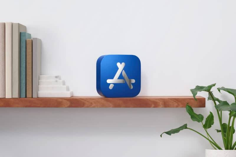 Apple มอบโล่รางวัล App Store Best of 2020 ให้นักพัฒนา 15 แอป เป็นรูป App Store อะลูมิเนียมเงางาม