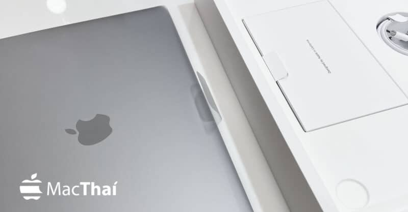 แกะกล่อง: MacBook Pro 2020 M1 มีอะไรต่างจากรุ่นเดิมบ้าง มี 2 พอร์ต ดูรอบเครื่อง หนาขึ้นจริงหรือเปล่า