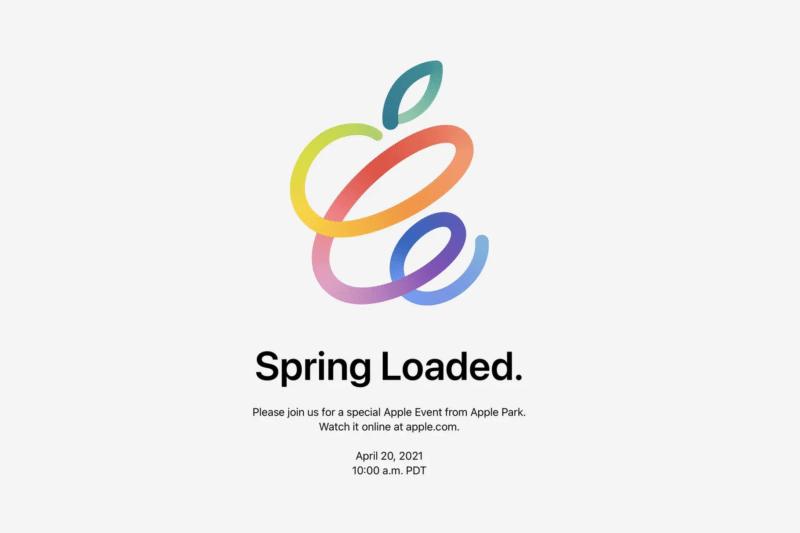 คอนเฟิร์มแล้ว !! Apple ประกาศจัดงานเปิดตัวสินค้าใหม่ 20 เม.ย.นี้ คาดเปิดตัว iPad Pro, AirPods และสินค้าใหม่เพียบ