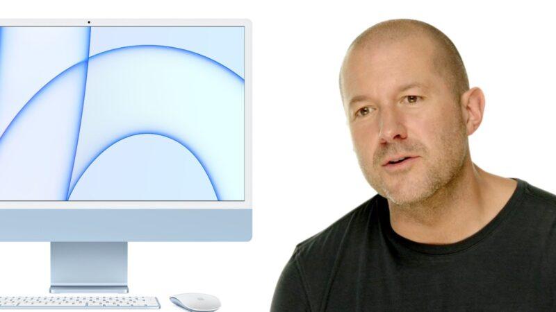 เผย Jony Ive ยังมีส่วนร่วมออกแบบ iMac M1 รุ่นใหม่ แม้จะออกจากแอปเปิลไปตั้งแต่ปี 2019 แล้ว