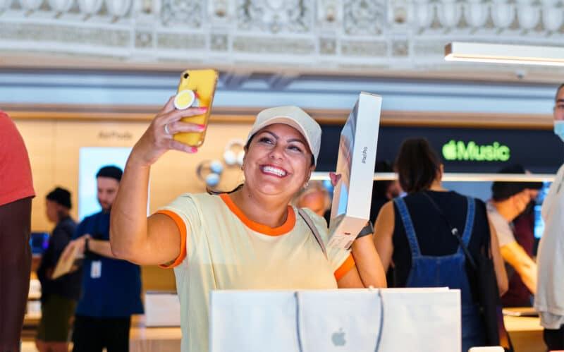 Apple ครองอันดับ 1 แท็บเล็ตต่อเนื่อง เผยไตรมาสล่าสุด iPad ขายได้มากกว่า Samsung กับ Amazon รวมกัน