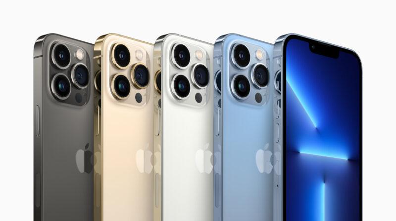 สรุปทุกเรื่อง iPhone 13 Pro และ Pro Max จอใหม่ ProMotion, ซูม 3 เท่า, สีใหม่เชียร์ร่าบลู ราคาเริ่ม 38,900 บาท