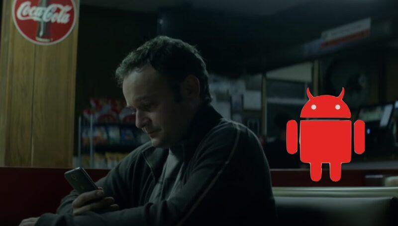 เผยแอปเปิลห้ามไม่ให้ตัวร้ายในซีรีส์บน Apple TV+ ใช้ iPhone (ให้ใช้ Android แทน !?)