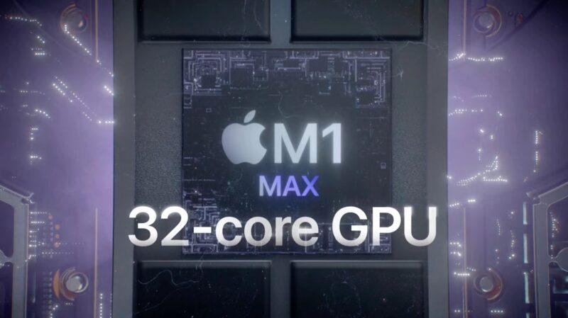 ผล Benchmark เผยชิป M1 Max มี CPU ที่แรงกว่าชิป M1 ถึง 2 เท่า และมี GPU แรงกว่าถึง 3 เท่า !!