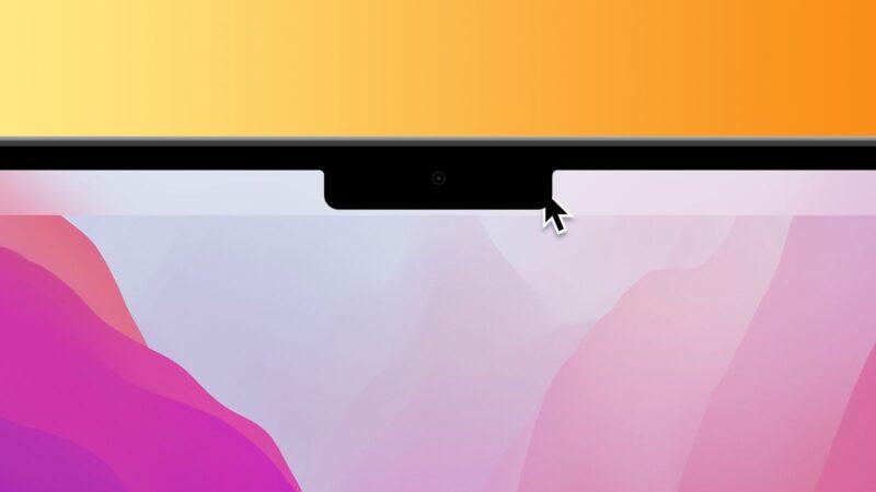 เผย MacBook Pro รุ่นใหม่จะซ่อนติ่งด้านบน เมื่อเปิดแอป Full Screen ทำให้ไม่มีติ่ง เวลาดูหนัง, เล่นเกม หรือใช้งานเต็มจอ
